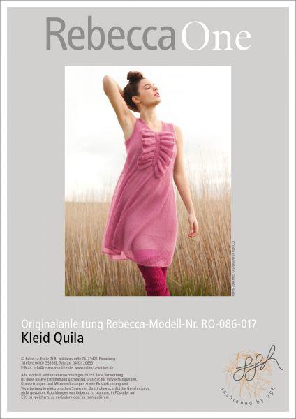 Anleitung - Kleid Quila