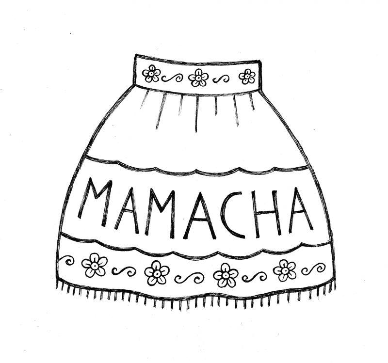 AMANO Mamacha Alpakaolle
