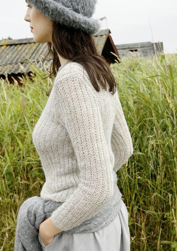 Pullover tricken: Rippenpullover