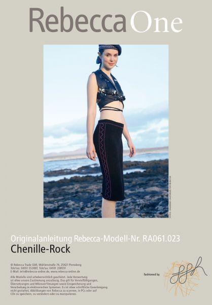 Chenille-Rock | Rebecca