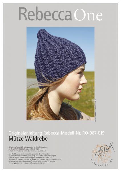 Mütze Waldrebe