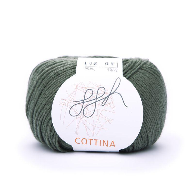Meeresfarben: ggh Garn Cottina