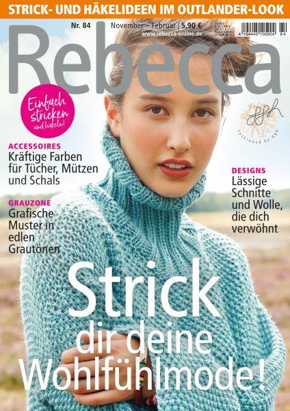 Rebecca Heft Nr. 84