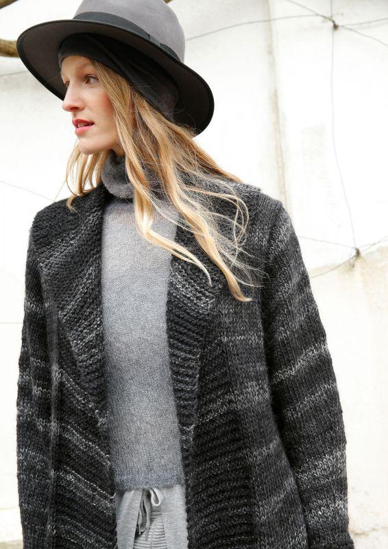 Mantel stricken