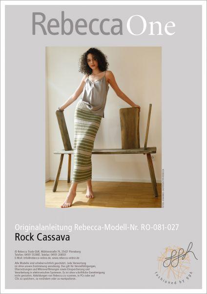 Anleitung - Rock Cassava