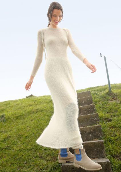 Leichtes, langes Kleid