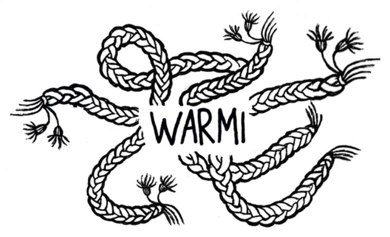 Amano Warmi Alpakawolle