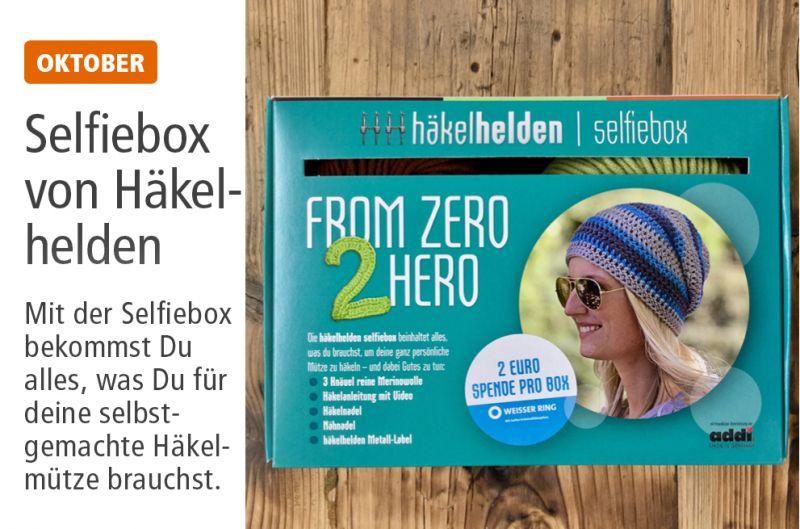 Selfiebox von Haekelhelden