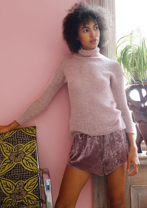 Dünner Pullover stricken