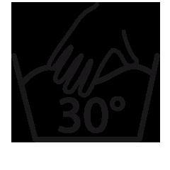 1b Handwäsche 30°
