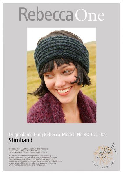 Strickanleitung - Stirnband | Rebecca