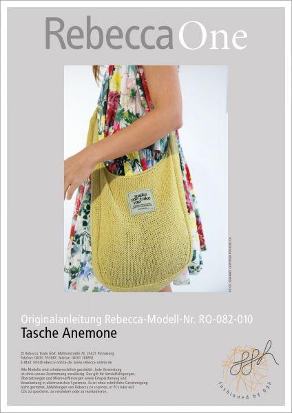 Anleitung - Tasche Anemone