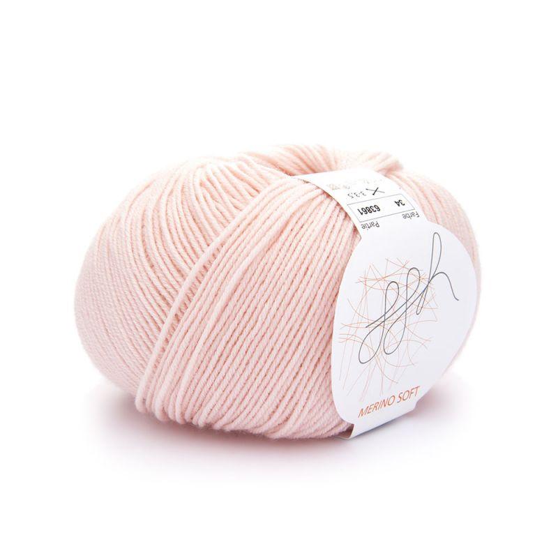 Pastelltöne: ggh Merino Soft