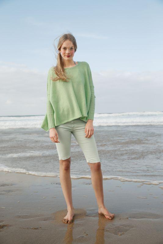 Pastelltöne: Oversized -Pullover