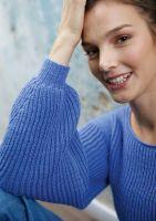 Pullover mit Keulenärmeln