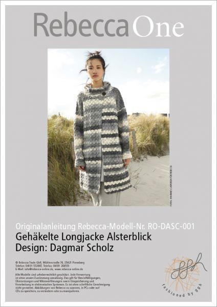 Anleitung - Longjacke Alsterblick
