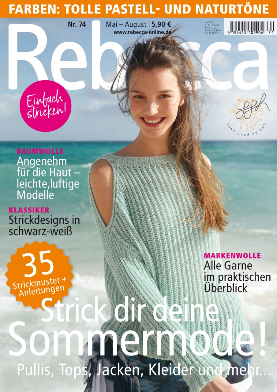 Rebecca Heft Nr. 74