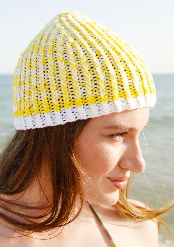 Stricken für Anfänger: Mütze stricken