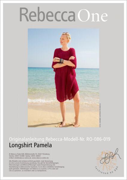 Anleitung: Longshirt Pamela