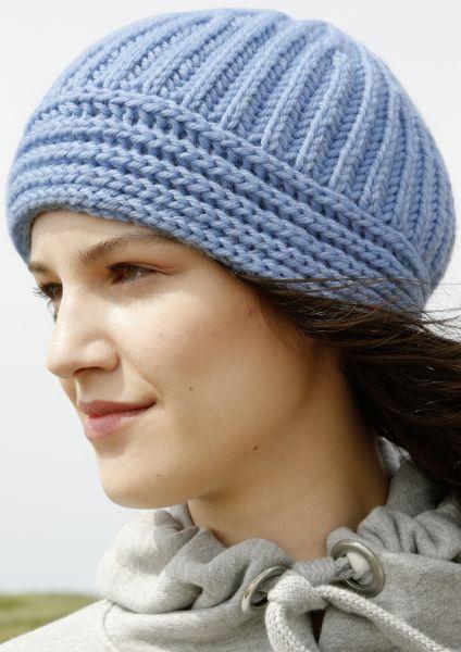 Patente Mütze | Rebecca