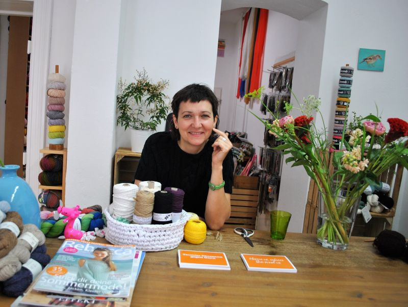 Steffi Esterer: Loops Berlin