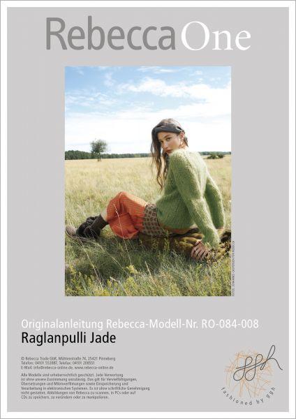 Anleitung - Raglanpulli Jade