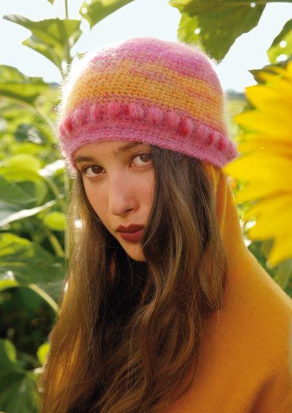 Mütze Goldachat