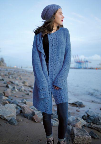 Cardigan - Design Eva Winckler | Rebecca